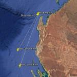 WA blue Satellite tag